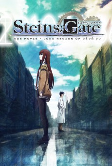 Steins Gate The Movie Fuka Ryouiki no Deja vu