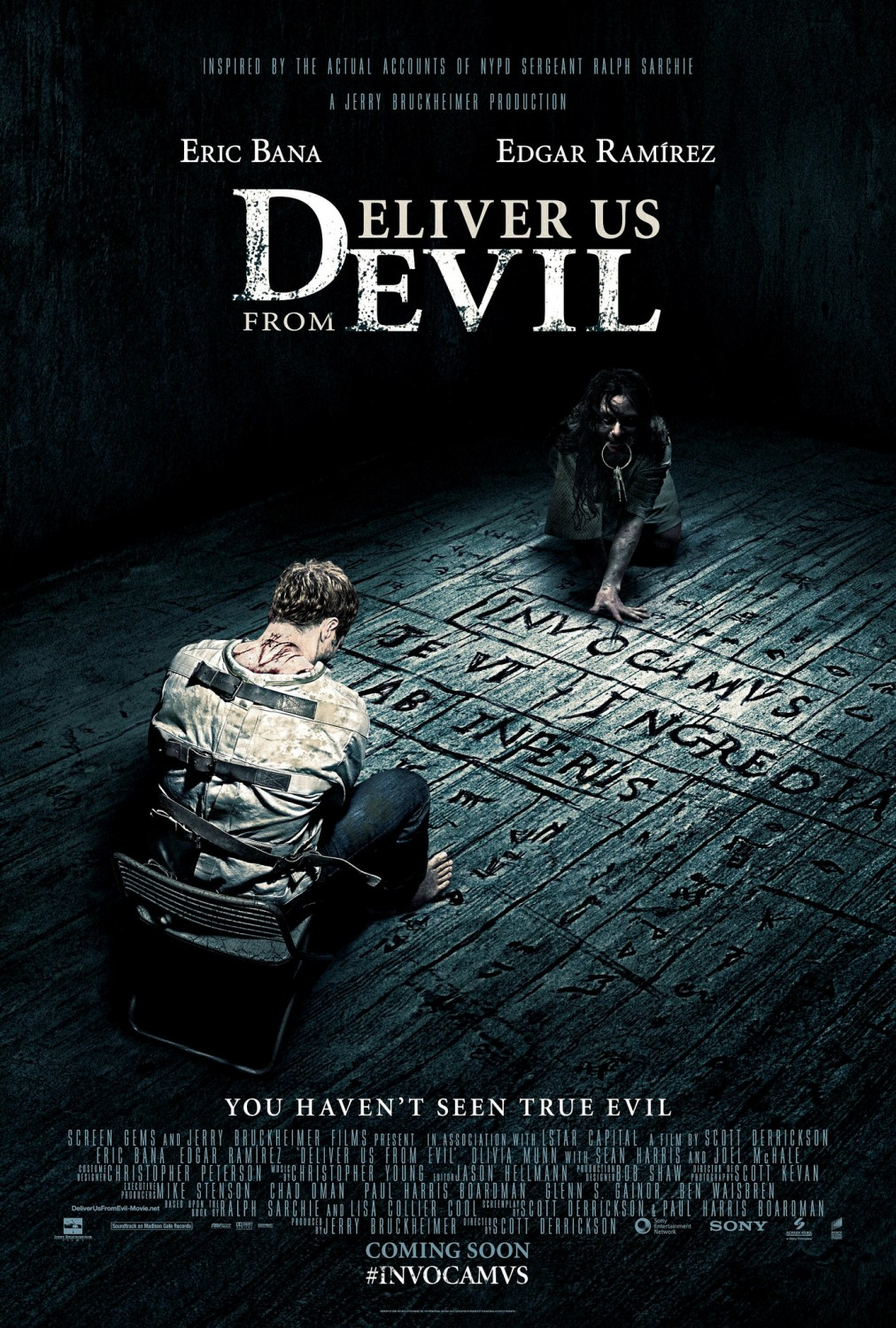 Deliver Us from Evil (2014) ล่าท้าอสูรนรก